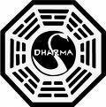Lost Dharma Swan Logo