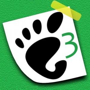 Gnome 3 Logo
