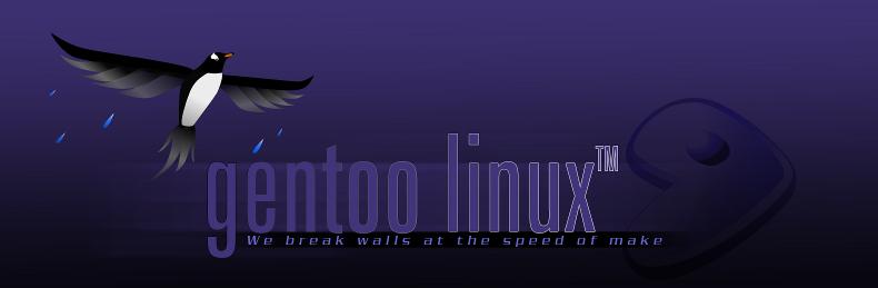 Gentoo Linux Live DVD 12